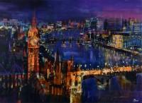 Mike Bernard City Lights, London
