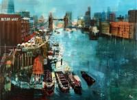 Mike Bernard Butler's Wharf and Tower Bridge