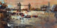 Mike Bernard Autumn Light, Tower Bridge