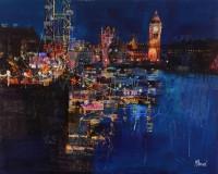 Mike Bernard Westminster at Night