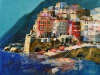 Mike Bernard Riomaggiore Cinque Terre, Italy