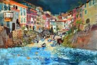 Mike Bernard Riomaggiore, Cinque Terre