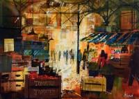 Inside Borough Market Mike Bernard