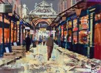 Mike Bernard Leadenhall, The City