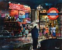 Mike Bernard Piccadilly, Evening