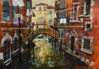 Venice Reflections Mike Bernard