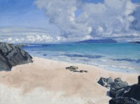 Charles Simpson Small Beach, Iona