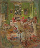 Susan Ryder Castle Drawing Room