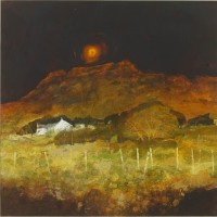Gordon Wyllie RSW (1930-2005) Island Autumn