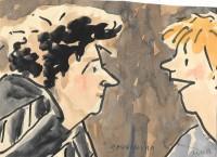 Una Stubbs Gossiping