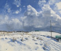Charles Simpson Winter Sky