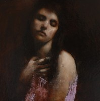 Mark Demsteader Study for the fall no.1