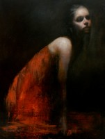 Mark Demsteader Study for water's edge