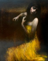 Mark Demsteader Study for the brook