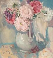 Alexander Milligan Galt (1913-2000) RGI Asters