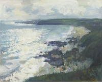 Luke Martineau Praa Sands, Stormy Weather