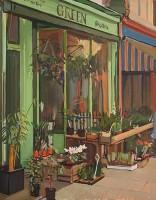 Luke Martineau Flower Shop at Brook Green