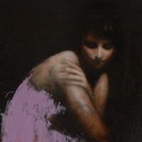 Mark Demsteader Study for the fall no.2