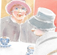 Una Stubbs Tea for Two