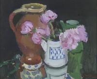 Luke Martineau Pink Peonies
