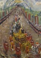 Paul Maze The Coronation