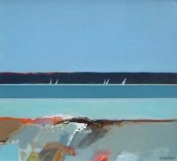 Archibald Dunbar McIntosh RGI RSW Morning Sail