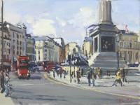 Luke Martineau Trafalgar Square Looking West