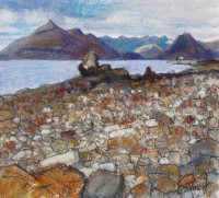 Charles Simpson The Cuillins