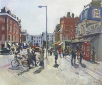 Luke Martineau South Kensington, Conversation