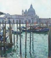 Luke Martineau Santa Maria delle Salute, Venice