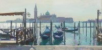 Luke Martineau Gondola Station, Venice