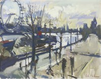 Luke Martineau Victoria Embankment