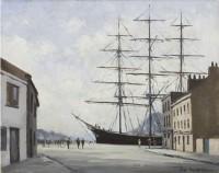 Hugh Boycott-Brown RSMA 1909-1990 Greenwich