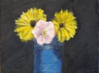 Charles Simpson Three Flowers