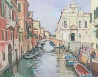 Luke Martineau Scuola Di San Marco