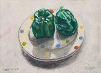 Charles Simpson Peppers & Dots