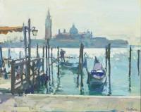 Luke Martineau Towards San Giorgio, Late Morning