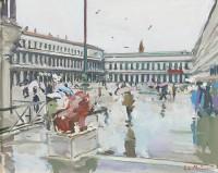 Luke Martineau Wet Lion, San Marco