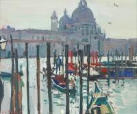 Luke Martineau Santa Maria Delle Salute And Grand Canal