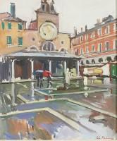 Luke Martineau San Giacomo , Wet Day