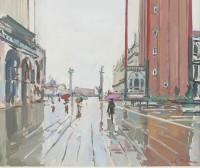 Luke Martineau San Marco, Wet Pavements