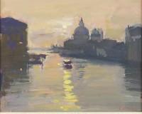 Luke Martineau Grand Canal, Sunrise I