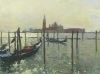Luke Martineau San Giorgio and Gondolas
