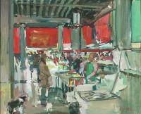 Luke Martineau Rialto Fish Market