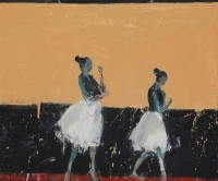 Audrey Grant Dance Figures