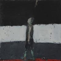 Audrey Grant Figure Walking III