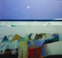Archibald Dunbar McIntosh Dawn Harbour - North Berwick