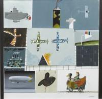 Archibald Dunbar McIntosh Boxed Memories - Toybox