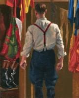 Alistair Little Suit Up