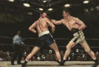 Alistair Little Title Fight